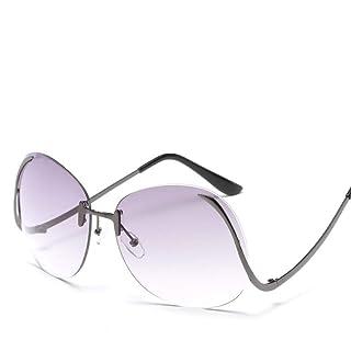 Occhiali da Sole Nuovo Marchio Famoso Design Trasparente Uomini Donne Occhiali A Specchio Rigido Occhiali da Sole Femmine E Maschi di Moda Grigio Occhiali