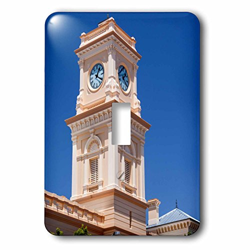 Danita Delimont - Australia - Australia, Goulburn, post office tower - Light Switch Covers - single toggle switch (lsp_226385_1) (Post Tower Office)