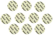 10Pcs Bike Tire Patches Adhesive Bicycle Repair Accessory Tool for Ermergency
