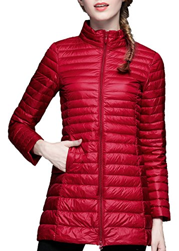 Ladies Red Flame Jacket - 1