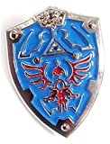 Amazon Price History for:Legend of Zelda Hylian Triforce Mini Shield Hat Tie Tack Jacket Vest Lapel Pin