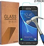 galaxy ace 2 screen protector - [2 Pack] Samsung Galaxy Express Prime Screen Protector, NOKEA [Tempered Glass] with [9H Hardness] [Crystal Clear] [Easy Bubble-Free Installation] [Scratch Resist] (for Galaxy Express Prime)
