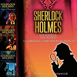 Sherlock Holmes: The Perseus Collection Audiobook