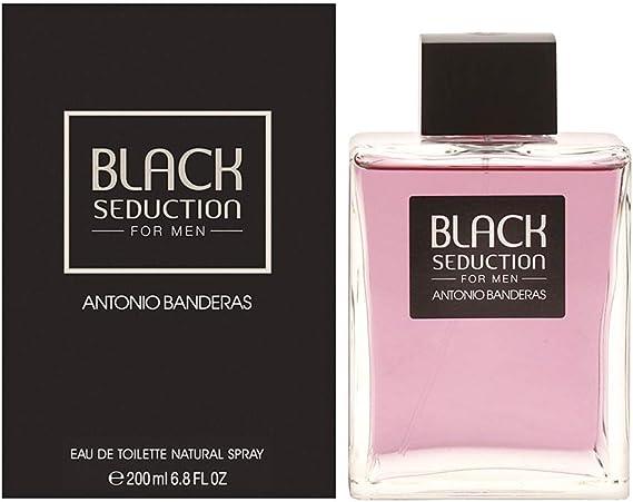 Antonio Banderas Seduction in Black Eau