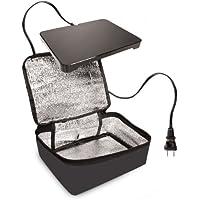HotLogic Mini Personal Portable Oven, Black