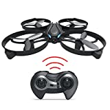 "Best Syma Drones For Kids - Haktoys HAK902-IV Mini RC 7.5"" Drone with Strong Review"