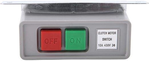 Hongzer Interruptor de la máquina de Coser, Interruptor de botón ...