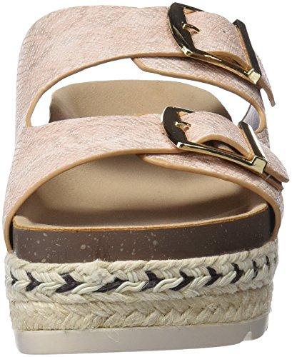 Refresh Women's 64396 Open Toe Sandals Pink (Nude) JNCXogn3