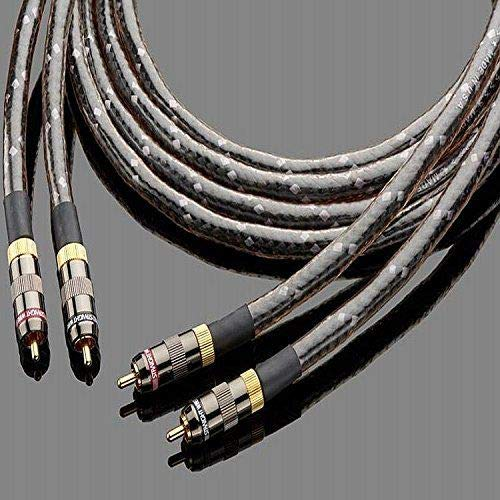 Mini-Jack To Mini-Jack Analog Audio Interconnect Cable 16.4 Foot AudioQuest Tower 5 Meter