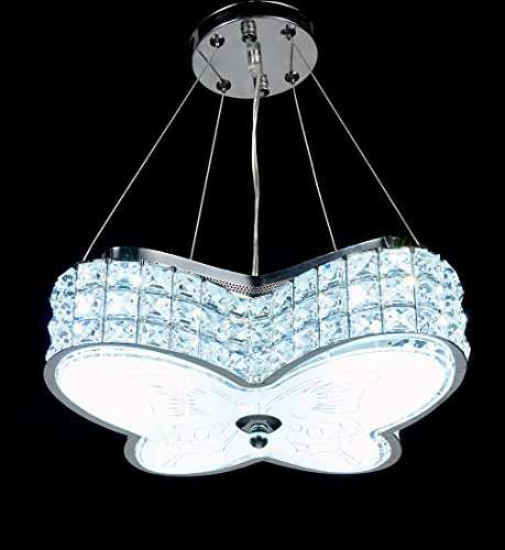New Galaxy Modern LED Crystal Chandelier Pendant Hanging