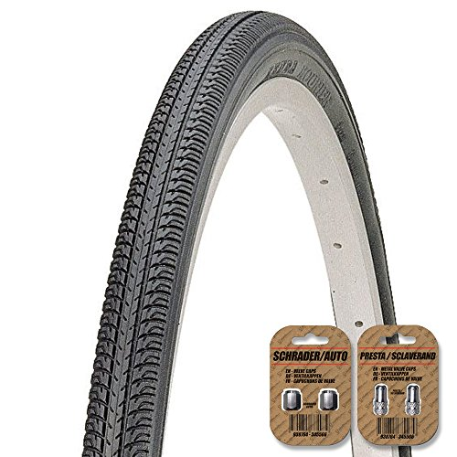KENDA Kourier 700 x 35c Cycle Tire (K192) - Road / Commuter / Urban / Hybrid Style - FREE SHIPPING - FREE VALVE CAP UPGRADE WORTH $4.99!