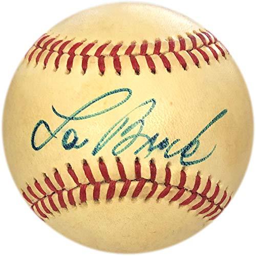 (Lou Brock Autographed Baseball)