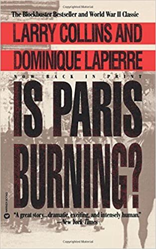 Image result for is paris burning book amazon