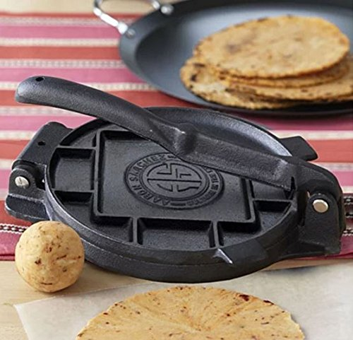7 Inch Tortilla Press Authentic Tortillas product image