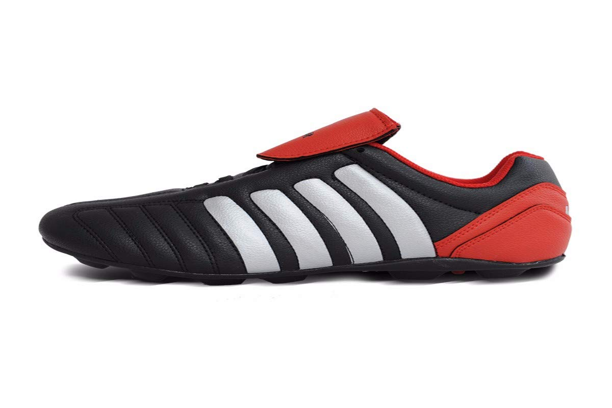 KMJBS Calzado de Hombre/Formación De Estudiantes Hombres Zapatos Zapatos De Futbol Cuarenta Y Cuatro Black Forty-four black