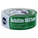 INTERTAPE AC 20 Silver Duct Tape, Bulk Pack, Full Case, 48mm x 54.8M, 24 rolls