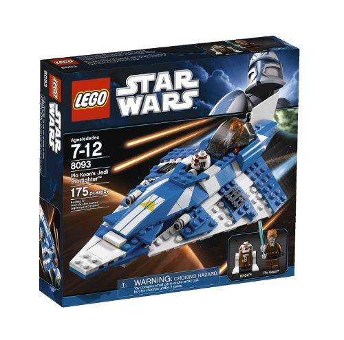 LEGO Star Wars Plo Koon's Jedi Starfighter (8093) ()