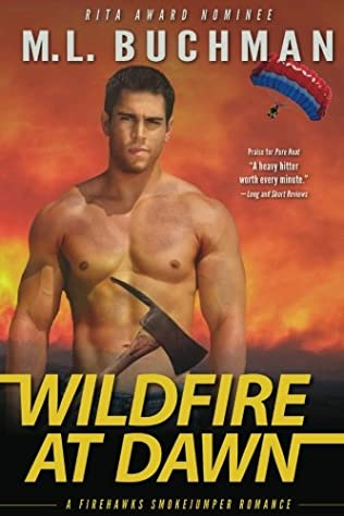 book cover of Wildfire at Dawn
