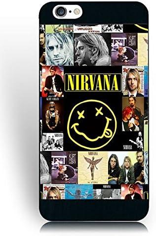 Iphone 6 Plus Case/Iphone 6s Plus Case Nirvana Bands Music Collage ...