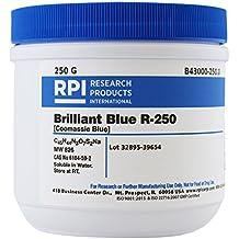 Brilliant Blue R-250 [Coomassie Blue], 250 Grams