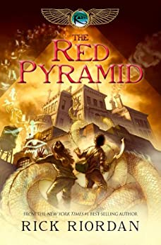 The Kane Chronicles, Book One: The Red Pyramid by [Riordan, Rick]