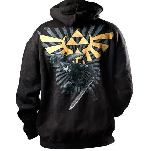 Official Legends Hyrule Emblem Hoodie