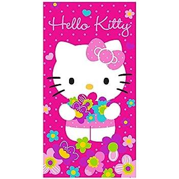 44c7b5d82f0 Amazon.com   Sanrio Hello Kitty Sleepover Bag - Hello Kitty Slumber ...