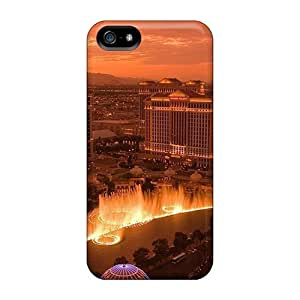 New Hard Cases Premium For Ipod Touch 4 Phone Case Cover Skin Cases Covers(bellagio In Vegas)