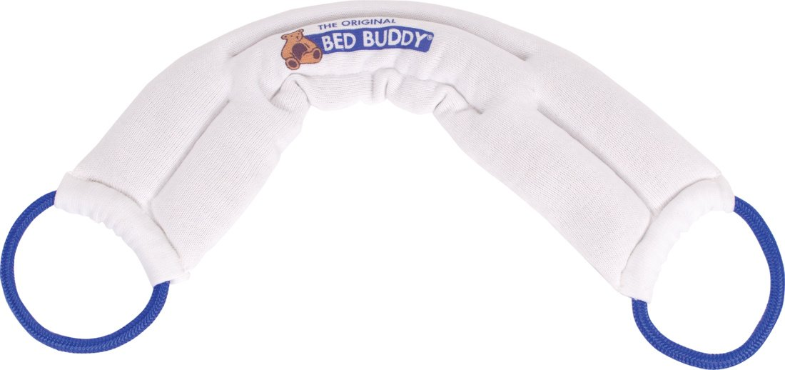 Bed buddy sex toy holder