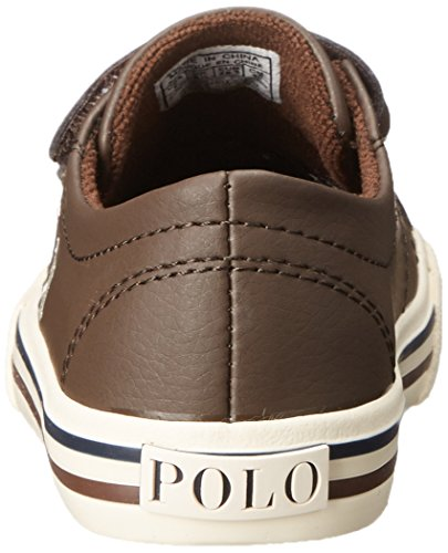 عروض Polo Ralph Lauren Kids Scholar EZ Fashion Sneaker (Toddler/Little Kid)