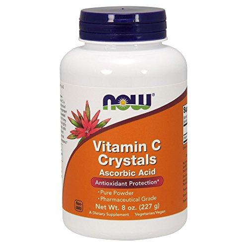 NOW Vitamin Ascorbic Acid Powder, Ounces