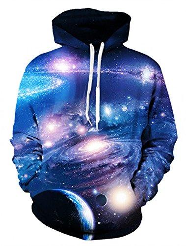space galaxy sweatshirt - 5