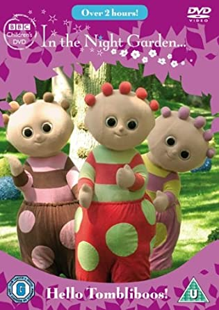 In The Night Garden Hello Tombliboos DVD Amazoncouk In the