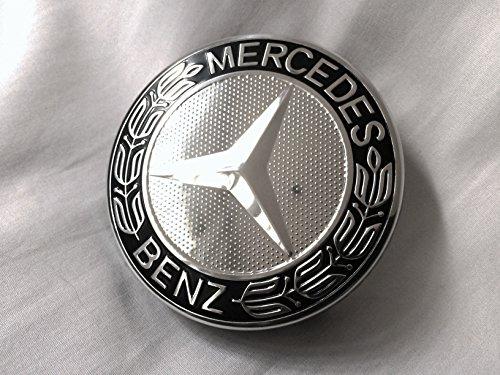 Mercedes-Benz Black Classic Laurel 75 MM (1 Cap)