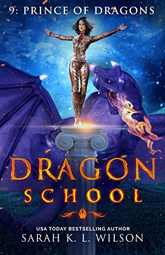Dragon School: Prince of Dragons cover