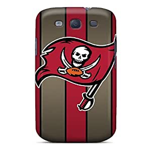 LavernaCooney Samsung Galaxy S3 Comfortable Phone Hard Covers Customized HD Tampa Bay Buccaneers Pictures [aYX10299ZazG]