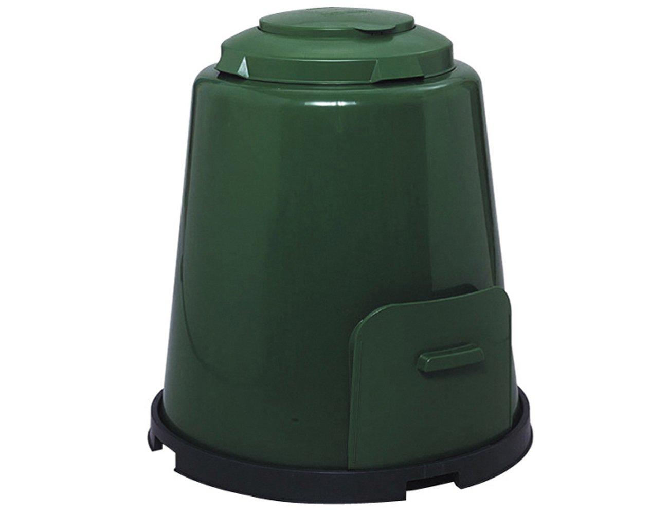 Tierra Garden 600012 Polypropylene 74-Gallon Rapid Composter