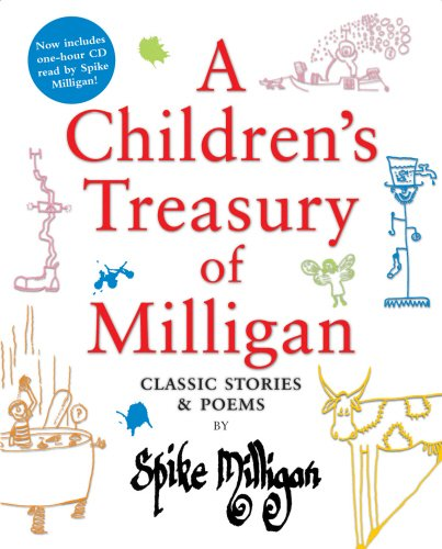 BEST A Children's Treasury of Milligan: Classic Stories and Poems [T.X.T]