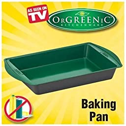 Orgreenic Baking Pan 9in by 13in