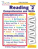 Reading Comprehension and Skills, Grade 2, Kelley Wingate, 0887244270