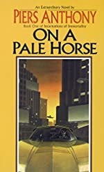 On a Pale Horse (Incarnations of Immortality Book 1)