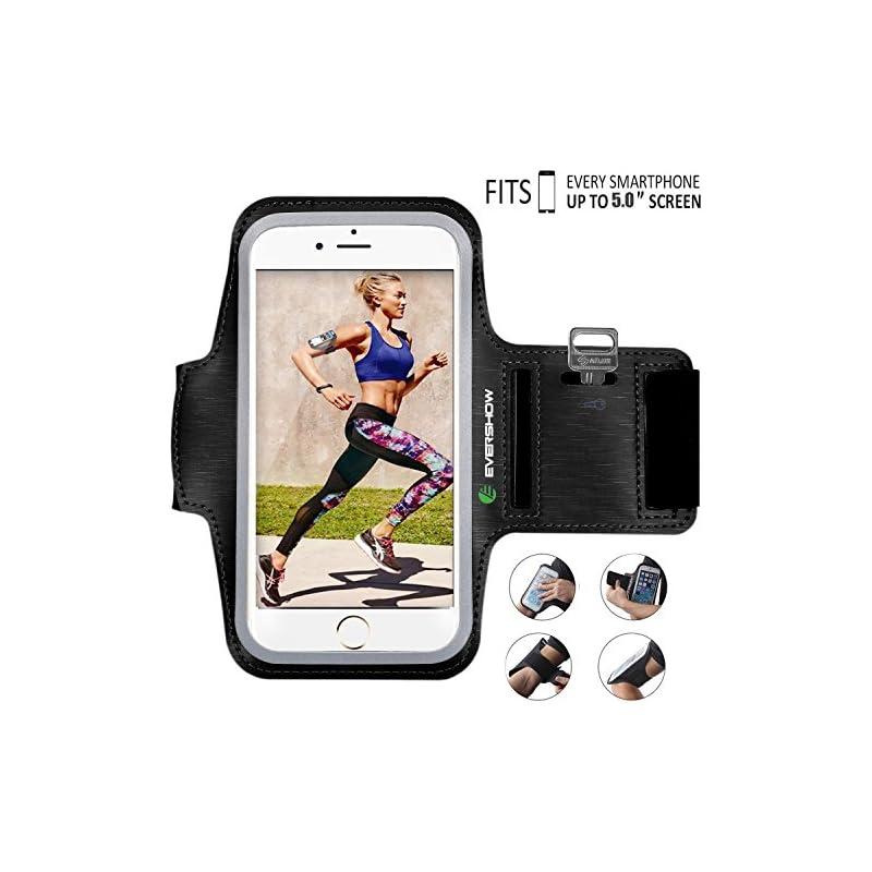 Evershow iPhone Xs Armband, Premium Wate