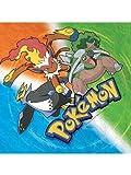 : Pokemon 'Diamond and Pearl' Lunch Napkins (16ct)