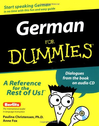 German For Dummies®