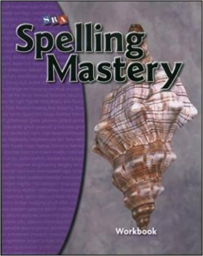 Book Spelling Mastery Level D, Student Workbook (Corrective Spelling)