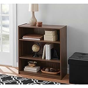 mainstays 5 shelf bookcase assembly instructions