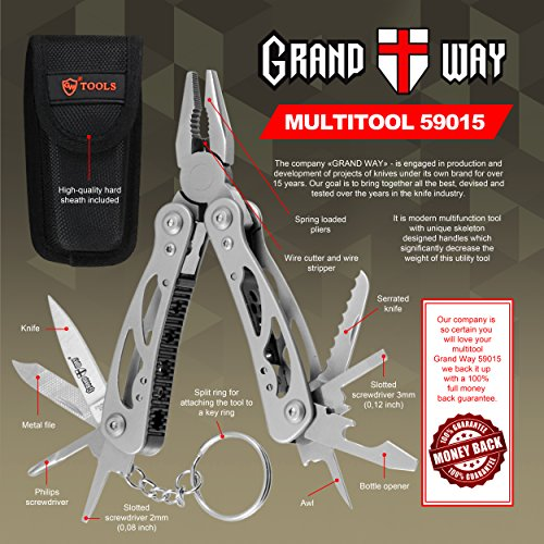 Best-Skeleton-Mini-Multi-Tool-11-in-1-with-Knife-and-Pliers-Utility-Tool-Good-for-Camping-Hunting-Survival-Hiking-and-Outdoor-Activities