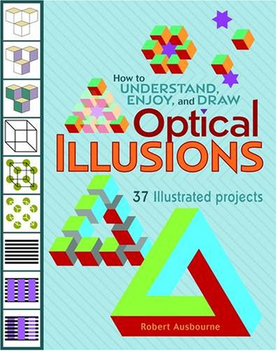 how to draw optical illusions - 3
