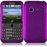 For Samsung S390G Hard Cover Case Dark Purple Accessory