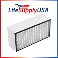 Replacement Filter for A1401B Bionaire Air Purifier fits LE1660 and LC1460 by LifeSupplyUSA